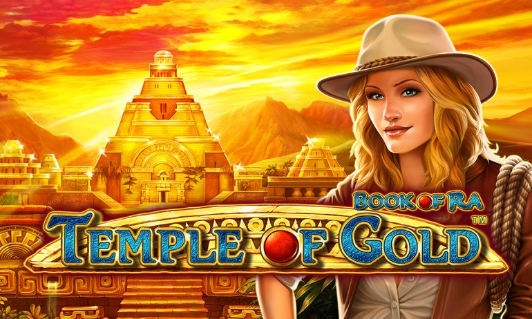 Book of Ra™ - Temple of Gold™