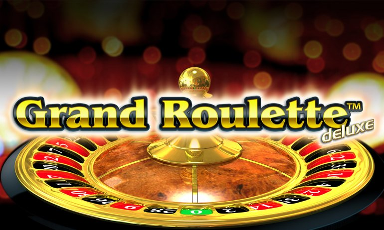 Grand Roulette™ deluxe