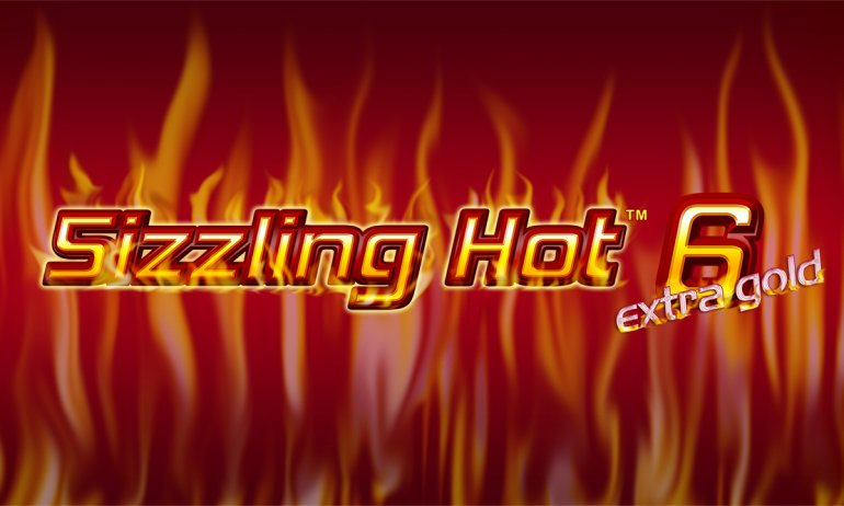 Sizzling Hot™ 6 extra gold