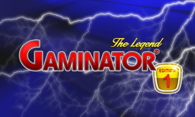 The Legend Gaminator® 1T
